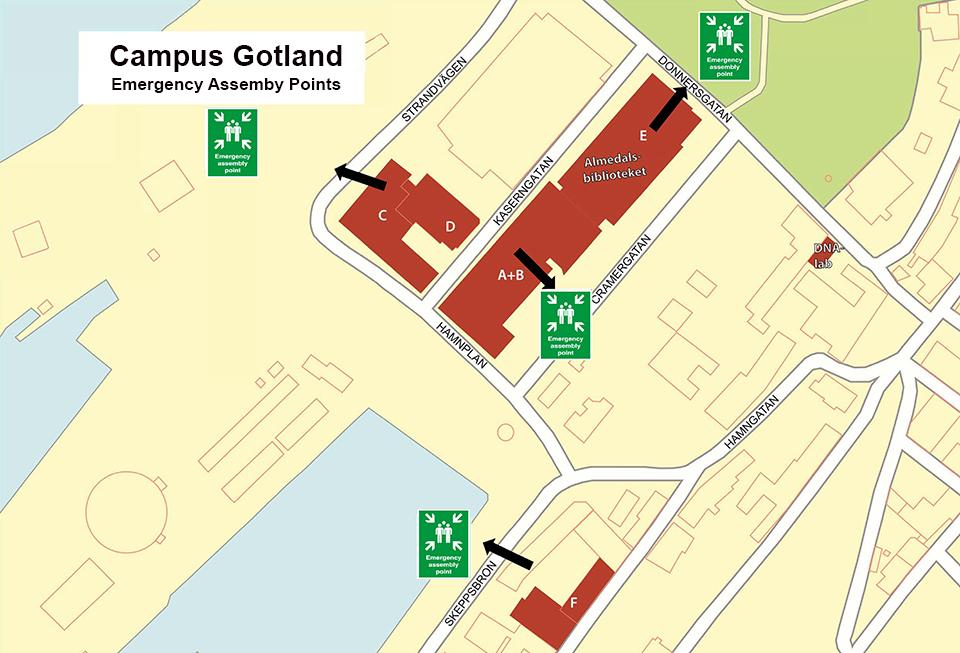 Plan b for gotland
